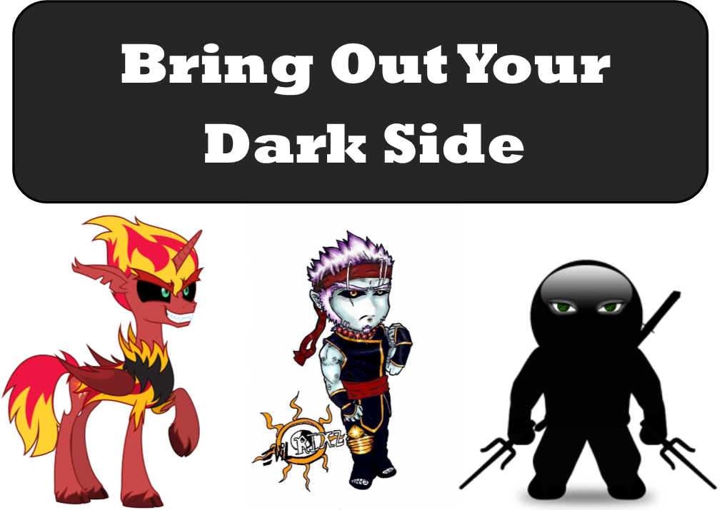 Bring Out Your Dark Side 2.0